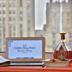 Гостиница Золотое кольцо 5* Полулюкс с различными типами кроватей фото 6