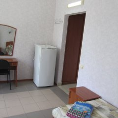 Гостиница Пансионат Кристалл Стандартный номер с разными типами кроватей фото 20