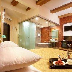 Бутик-Отель Росси 4* Номер Делюкс разные типы кроватей фото 8