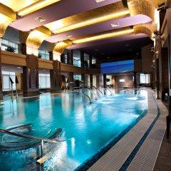 Гостиница Luciano Spa бассейн