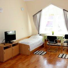 Хостел Education Кровать в общем номере двухъярусные кровати фото 7