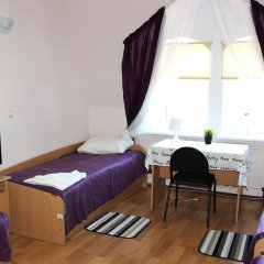 Хостел Education Кровать в общем номере двухъярусные кровати фото 2