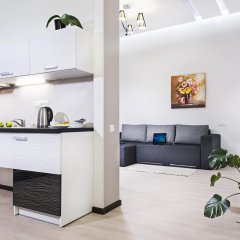 Status Apartments Mini-Hotel Люкс с разными типами кроватей фото 4