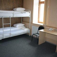 Хостел Зебра Кровать в общем номере двухъярусные кровати фото 13