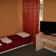 Гостиница На Цветном 2* Стандартный номер с различными типами кроватей фото 15