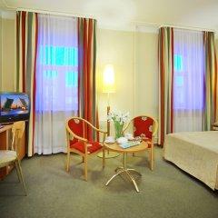 Гостиница Октябрьская 4* Номер Комфорт с различными типами кроватей фото 19
