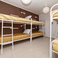 Гостиница Avrora Centr Guest House Кровать в общем номере с двухъярусной кроватью фото 2