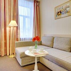 Гостиница Бристоль 3* Номер Делюкс с различными типами кроватей фото 8
