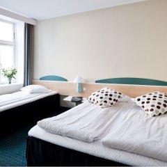 Good Morning + Copenhagen Star Hotel 3* Стандартный номер с различными типами кроватей фото 4