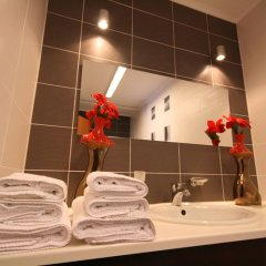 Гостиница Блюз Улучшенная студия разные типы кроватей фото 9