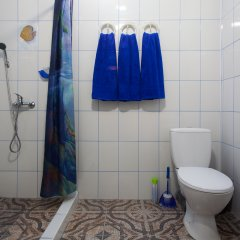 Мини-отель Бархат Номер Комфорт разные типы кроватей фото 7