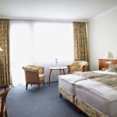 Naturmed Hotel Carbona 4* Улучшенный номер с различными типами кроватей фото 2