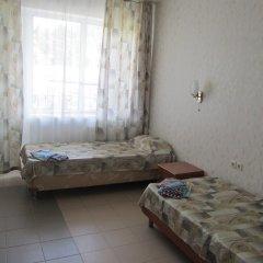 Гостиница Пансионат Кристалл Стандартный номер с разными типами кроватей фото 7