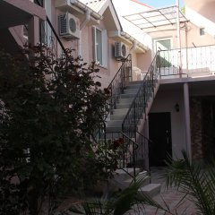 Гостевой Дом Людмила Апартаменты с разными типами кроватей фото 5