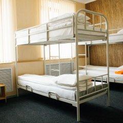 Хостел Зебра Кровать в общем номере двухъярусные кровати фото 3
