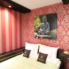 Гостиница БуддОтель Москва 3* Стандартный номер с двуспальной кроватью фото 2