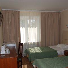 Гостиница Гвардейская 2* Стандартный номер с различными типами кроватей фото 2
