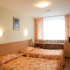Гостиница Молодежная 3* Стандартный номер с различными типами кроватей