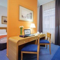 Tulip Inn Roza Khutor Hotel 3* Улучшенный номер с разными типами кроватей фото 2