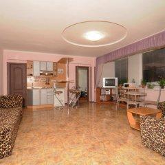 Апартаменты Luxury Kiev Apartments Театральная Апартаменты с разными типами кроватей фото 8