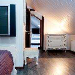 Клуб отель Времена Года 3* Люкс с различными типами кроватей фото 6