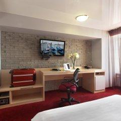 Marins Park Hotel Novosibirsk 4* Номер Бизнес с разными типами кроватей фото 14
