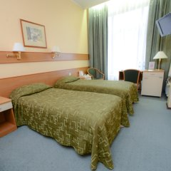 Гостиничный комплекс Аэротель Домодедово 3* Стандартный номер с 2 отдельными кроватями