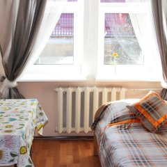 Хостел Education Кровать в общем номере двухъярусные кровати фото 9