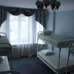 Хостел Достоевский Кровать в общем номере с двухъярусной кроватью фото 3