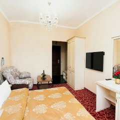 Гостиница Уют Ripsime 4* Люкс с различными типами кроватей