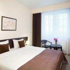 Гостиница Barkhatnye Sezony Aleksandrovsky Sad Resort 3* Стандартный номер с различными типами кроватей фото 5