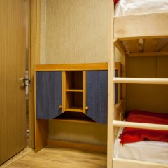 Хостел Tverskaya Street Кровать в женском общем номере двухъярусные кровати фото 5