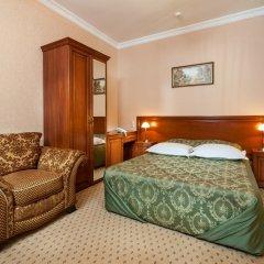 Гостиница Старинная Анапа 4* Улучшенный номер с различными типами кроватей
