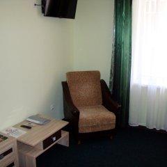 Мини-Отель Хотси-Тотси Стандартный номер с двуспальной кроватью фото 4
