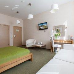 Гостиница Меридиан 3* Номер Делюкс разные типы кроватей фото 2