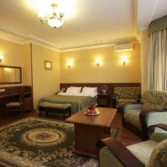 Гостиница Роза Ветров 4* Улучшенная студия разные типы кроватей фото 3