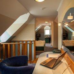 Гостиница Обертайх 4* Люкс с разными типами кроватей фото 10