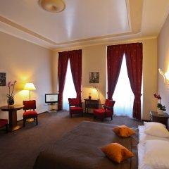 Hotel Leonardo Prague 4* Улучшенный номер с различными типами кроватей