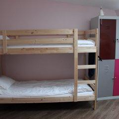 Хостел Angel Court Yard Кровать в общем номере двухъярусные кровати фото 19