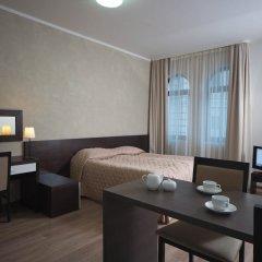 Апартаменты VALSET от AZIMUT Роза Хутор Студия Делюкс с различными типами кроватей фото 2