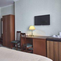 Гостиница Славянка Москва 3* Улучшенный номер —Стандарт с двуспальной кроватью фото 2