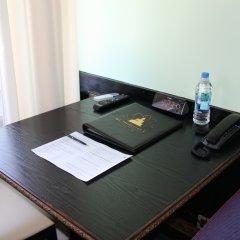 Гостиница БуддОтель Москва 3* Номер Делюкс с двуспальной кроватью фото 4