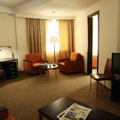 Отель Citadines City Centre Tbilisi 4* Апартаменты Премиум разные типы кроватей фото 2