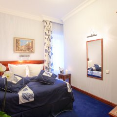 Бутик-Отель Золотой Треугольник 4* Стандартный номер с различными типами кроватей фото 5