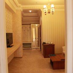 Гостиница Золотой Дельфин 3* Люкс с различными типами кроватей фото 4