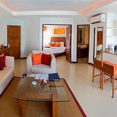 Отель Dewa Phuket Nai Yang Beach 5* Полулюкс разные типы кроватей фото 2