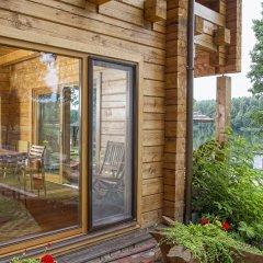 Отель Esperanza Resort Литва, Тракай - 1 отзыв об отеле, цены и фото номеров - забронировать отель Esperanza Resort онлайн балкон