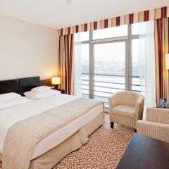 Qubus Hotel Krakow 4* Стандартный номер фото 7