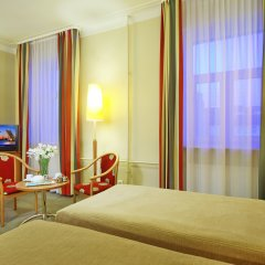 Гостиница Октябрьская 4* Стандартный номер с различными типами кроватей фото 4