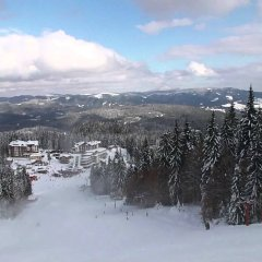 Апартаменты Cozy Studio Lucky in Ski Resort Pamporovo спортивное сооружение